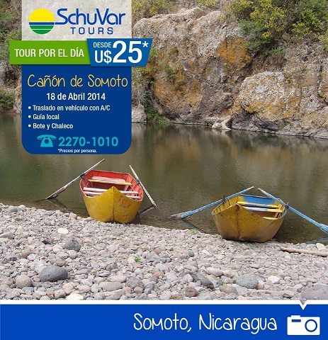 Shuvar Tours Ca 241 243 N De Somoto Promodescuentos Nicaragua