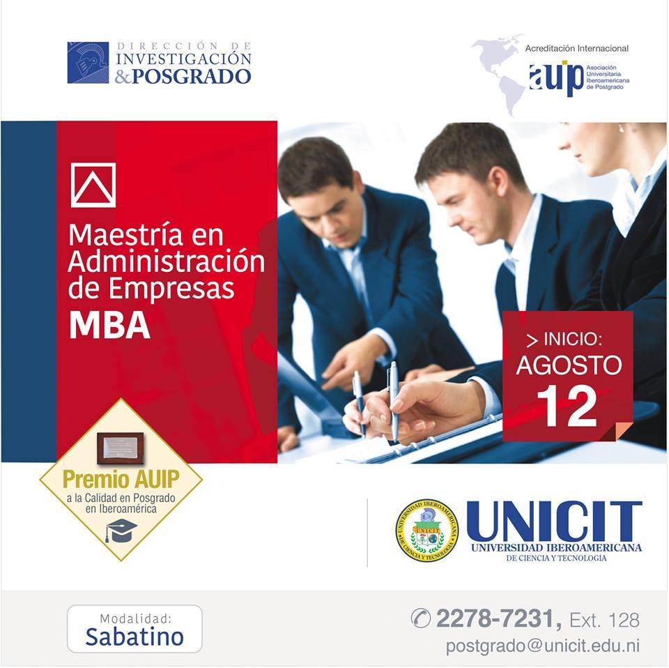 Unicit Maestrias Y Posgrados Promodescuentos Nicaragua